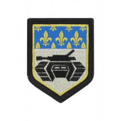 Ecusson brodé Groupement Blindé de gendarmerie Mobile