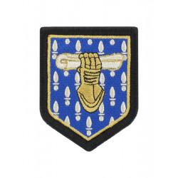 Ecusson brodé Ecole de Gendarmerie