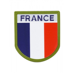 ECU PLASTIQUE FRANCE TRICOLORE ***