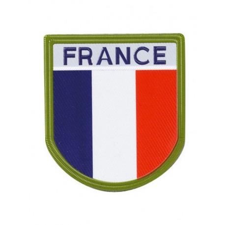 ECU PLASTIQUE FRANCE TRICOLORE ***