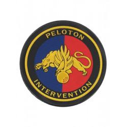 Ecusson brodé Peloton d'Intervention Gendarmerie