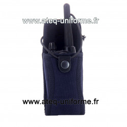 PORTE RADIO BLEU ATTACHE MOLLE