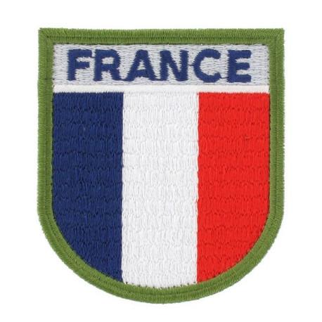 ECUSSON DE BRAS FRANCE HAUTE VISIBILITE