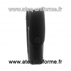 Porte Aérosol noir 75 ml attache MOLLE