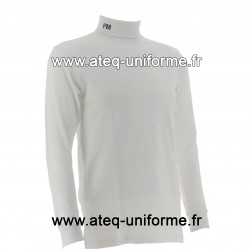 SOUS PULL BLANC