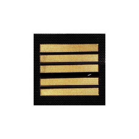 Grade 5 x 5 cm tissu COLONEL MOBILE