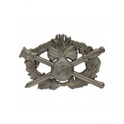 Insigne métal diplome d'arme gendarmerie