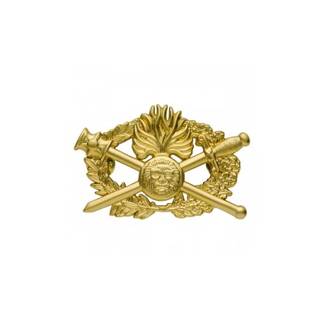 insigne metal diplome d'arme gendarmerie qualif sup