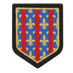 Ecusson brodé Groupement 111/1 gendarmerie mobile