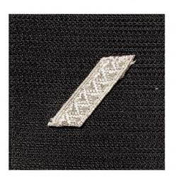 Grade 5 x 5 cm tissu Maréchal des logis ELEVE