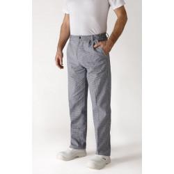 pantalon cuisine pied de poule