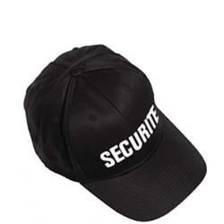 CASQUETTE SECURITE COTON