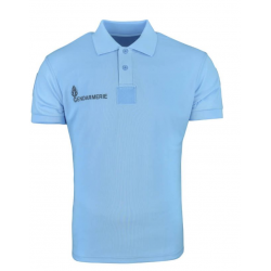 Polo gendarme respirant Cooldry