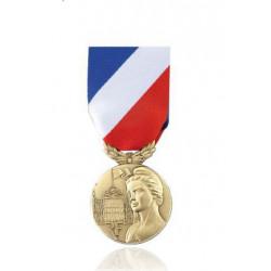 Médaille ordonnance MSI