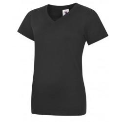 "T shirt femme col ""V"""