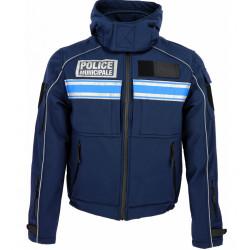Blouson softshell Police Muncipale