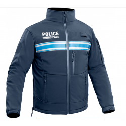 Veste Softshell Police Municipale ONE