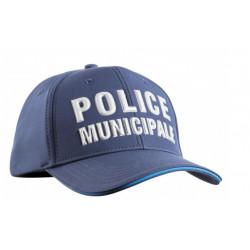 Casquette Stretch Police Municipale