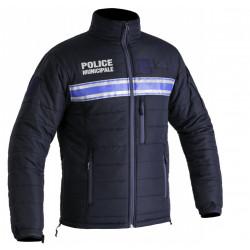 Doudoune / Blouson Matelassé Police Municipale