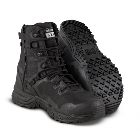 Chaussure ALPHA FURY ZIP 8'' ORIGINAL SWAT