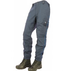 Pantalon Mat +Elasthanne Intervention Police Municipale