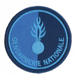 Ecusson GENDARMERIE NATIONALE Basse visibilté