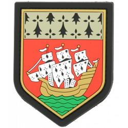 Ecusson PVC Gendarmerie PAYS DE LA LOIRE