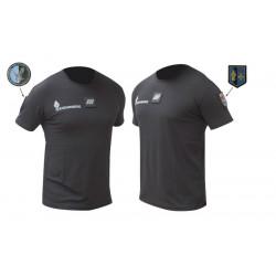Tee-shirt COOLDRY Gendarmerie noir