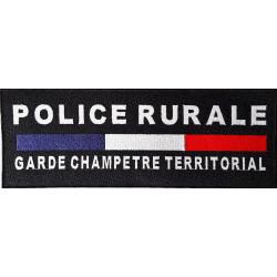 Bandeau Police Rurale broder