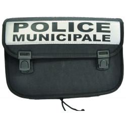 Sacoche VTT Police Municipale