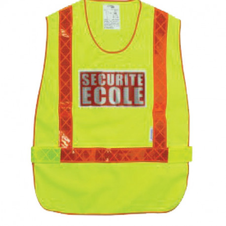 CHASUBLE SECURITE ECOLE