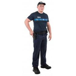 T-Shirt police municipale coton