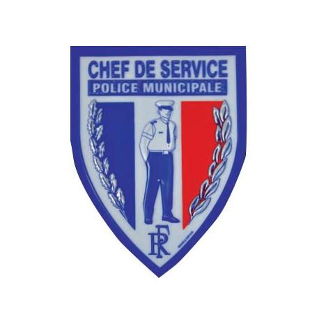 ECUSSON PLASTIQUE CHEF DE SERVICE