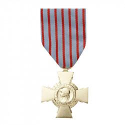 Médaille Ordonnance croix du combattant
