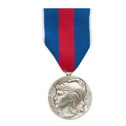 Service Militaire Volontaire Bronze Argenté
