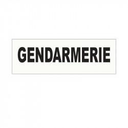 BANDEAU GENDARMERIE HAUTE VISIBILITE