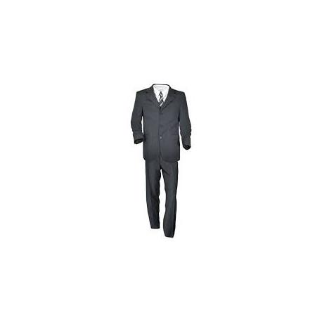 PANTALON COSTUME POLYESTER / VISCOSE HOMME